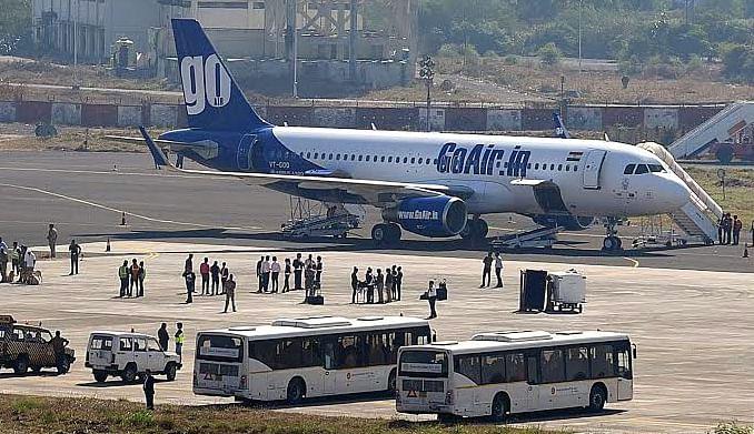 Go Air आज से संचालित करेगा 100 नई घरेलू उड़ानें