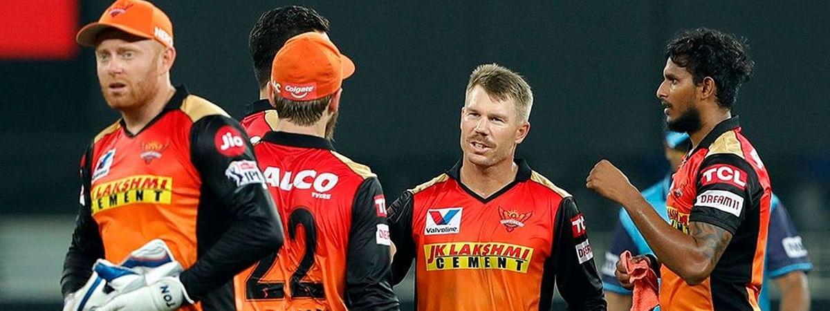 IPL-13: सनराइजर्स हैदराबाद ने किंग्स इलेवन पंजाब को 69 रनों से हराया