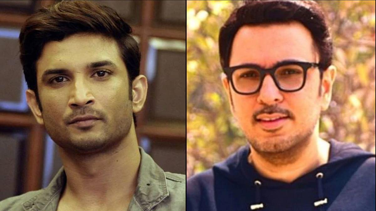 सुशांत मामला : ईडी ने फिल्म निर्माता दिनेश विजान से जुड़े 4 स्थानों पर छापेमारी की