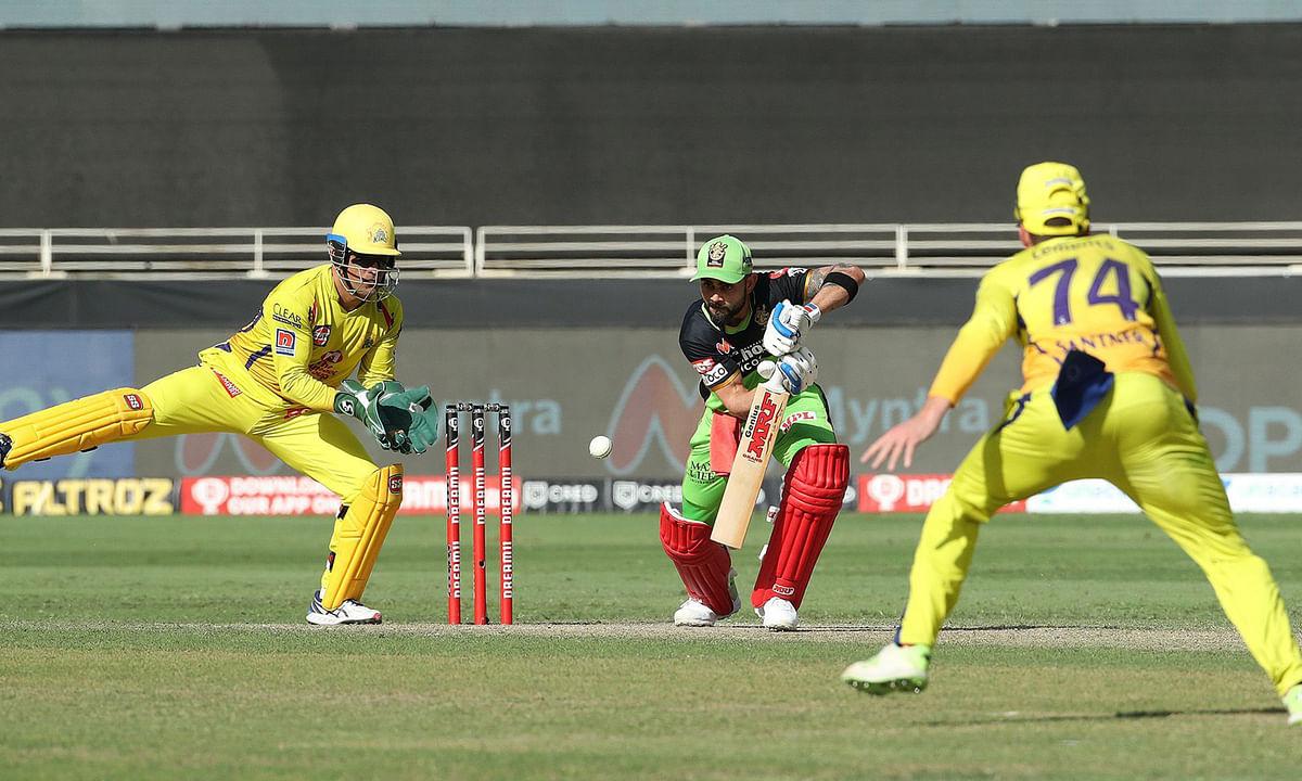 IPL-13 : चेन्नई ने बेंगलोर को 145 रनों पर रोका, विराट कोहली ने जड़ा अर्धशतक