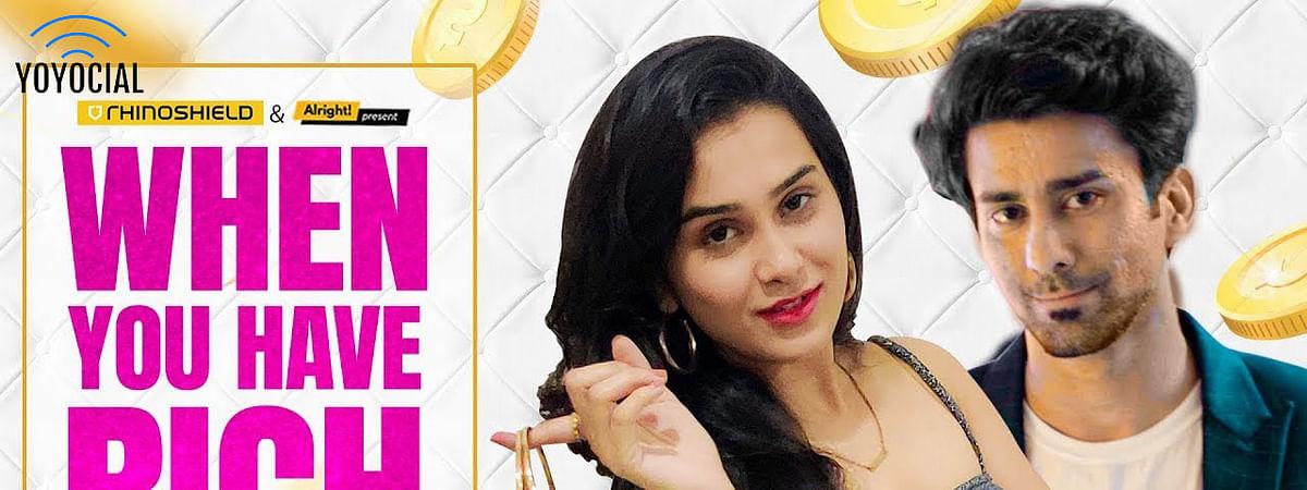 Alright!   When You Have Rich Girlfriend   Ft. Anushka Sharma & Ambrish Verma