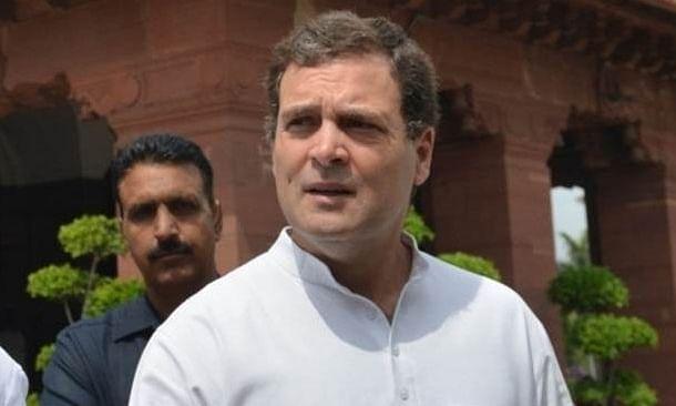बिहार : टिकट बंटवारे से उपजे असंतोष के बीच राहुल होंगे कांग्रेस के स्टार प्रचारक