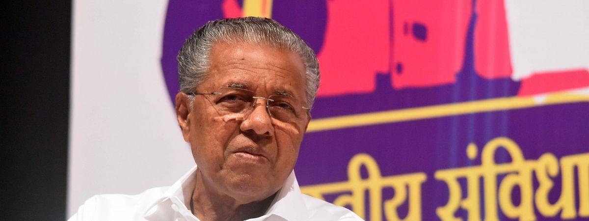 सोना तस्करी मामला: विजयन के पूर्व प्रमुख सचिव कस्टम के सामने हाजिर