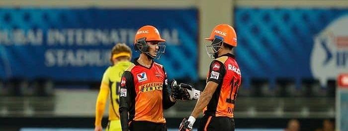 IPL-13 : सनराइजर्स ने चेन्नई को 7 रनों से हराया