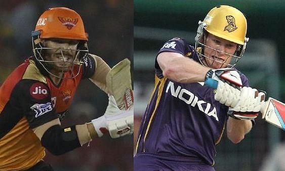 IPL-13: कोलकाता नाइट राइडर्स के सामने आज सनराइजर्स हैदराबाद की होगी चुनौती, अबू धाबी में भिड़ेंगी दोनों टीमें