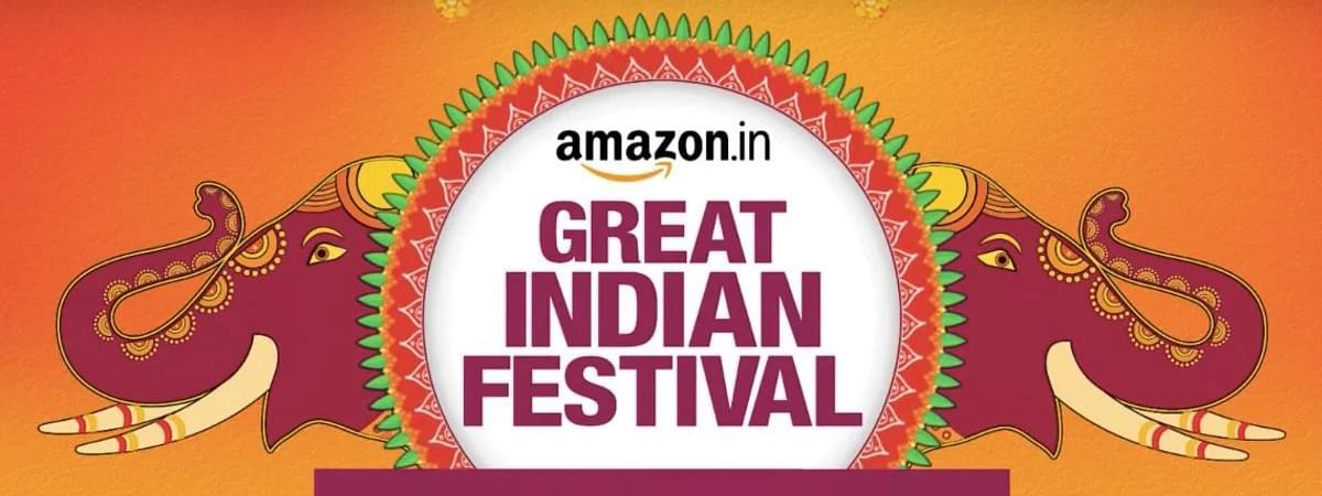 Amazon India का ग्रेट इंडियन फेस्टिवल 17 अक्टूबर से