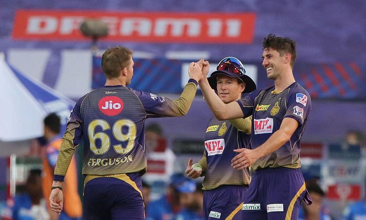 IPL-13 : कोलकाता नाइट राइडर्स ने दिल्ली कैपिटल्स को 59 रनों से हराया