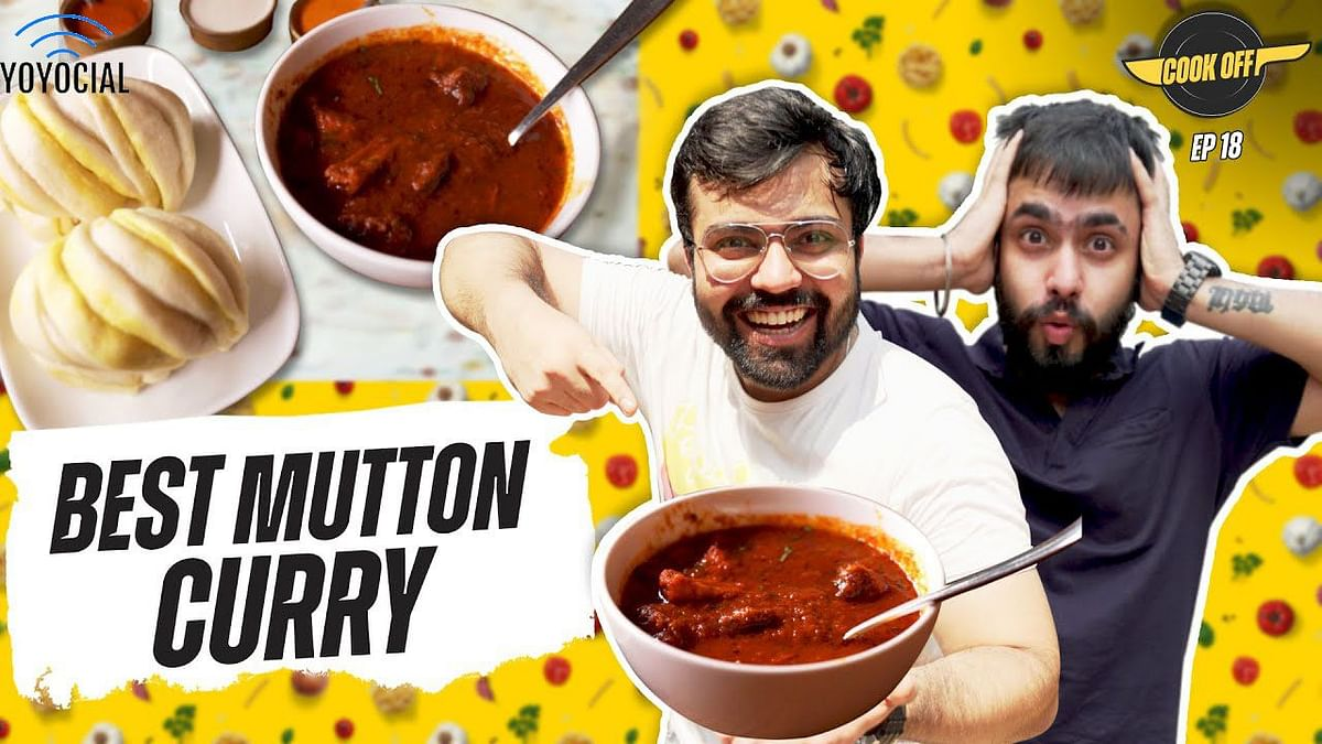 Mutton Curry Cooking Challenge at Yeti- The Himalayan Kitchen | [Cook Off#18] ​