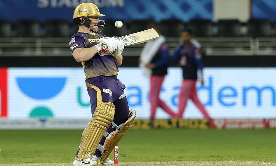 IPL-13: Mumbai Indians से हार के बाद बोले इयोन मोर्गन, हम रेस में भी नहीं थे