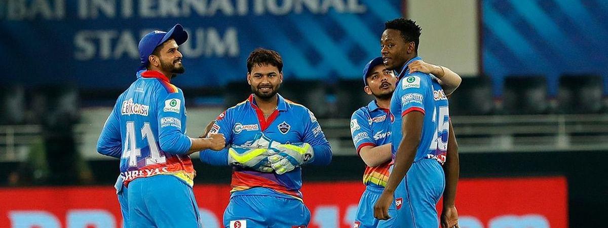 IPL-13: दिल्ली कैपिटल्स ने रॉयल चैलेंजर्स बैंगलोर को 59 रनों से हराया, मार्कस स्टोइनिस ने जड़ा अर्धशतक