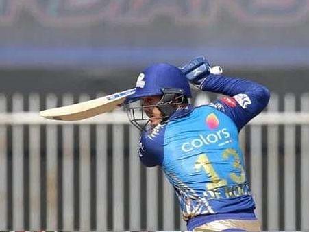 IPL-13: जयवर्धने ने डी कॉक से कहा, प्रैक्टिस पैंट्स में बल्लेबाजी मत करो