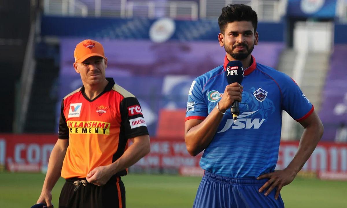 IPL-13: दिल्ली कैपिटल्स के सामने आज होगी सनराइजर्स हैदराबाद