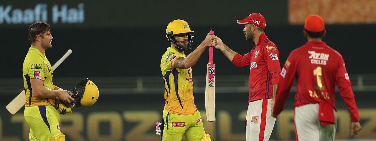 IPL-13: चेन्नई सुपर किंग्स ने दर्ज की धमाकेदार जीत, किंग्स इलेवन पंजाब को 10 विकेट से हराया