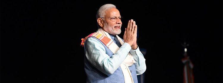 प्रधानमंत्री मोदी ने देशवासियों को दी नवरात्रि की शुभकामनाएं, कहा 'जय माता दी'