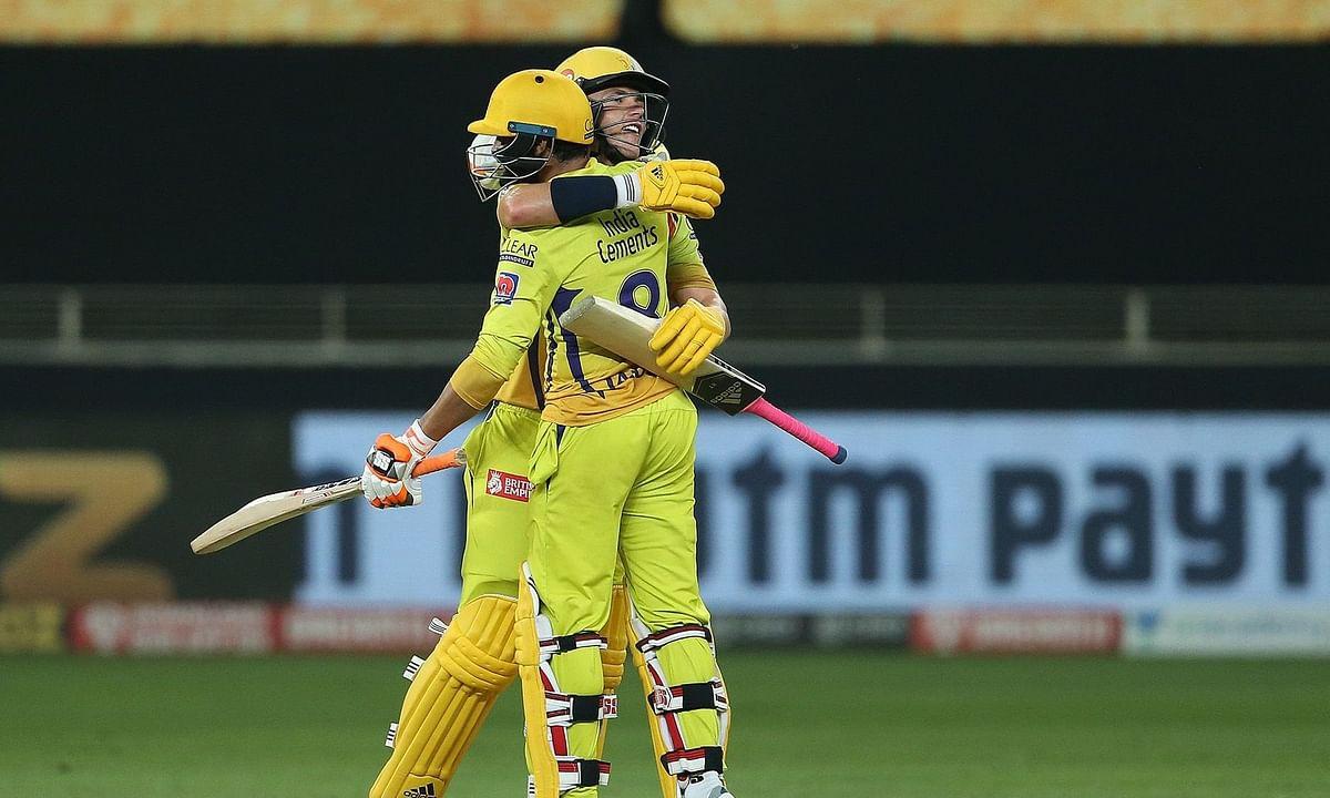 IPL-13: रोमांचक मैच में चेन्नई सुपर किंग्स ने कोलकाता नाइट राइडर्स को 6 विकेट से हराया