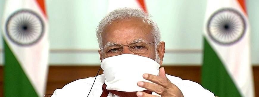 PM मोदी का कोविड समुचित व्यवहार के लिए  जनांदोलन