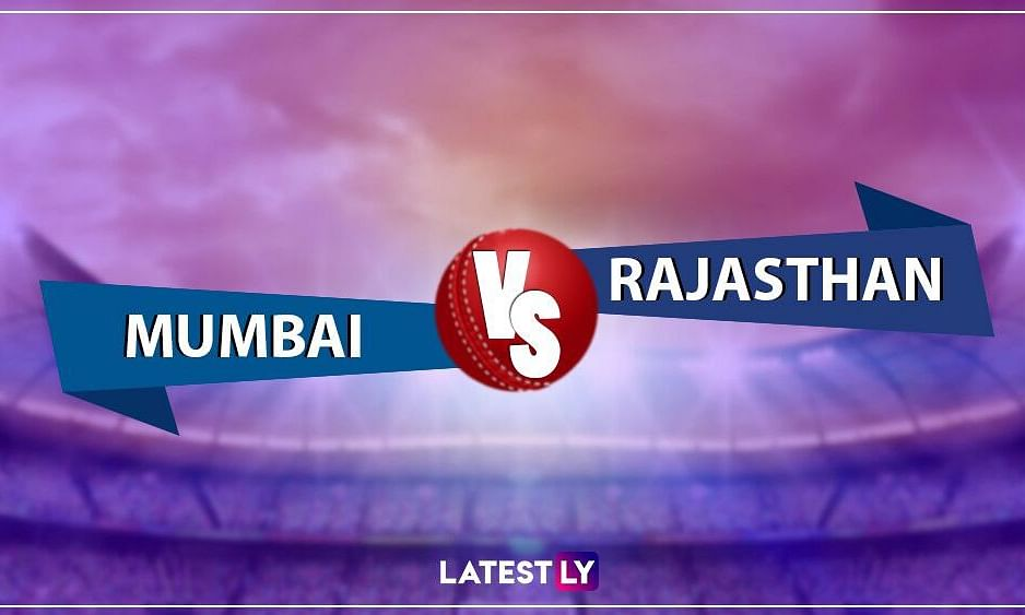 IPL-13 :मुंबई इंडियंस का सामना करेगी राजस्थान रॉयल्स