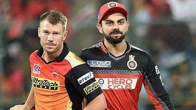 IPL-13: बैंगलोर और हैदराबाद की नजरें प्लेऑफ पर, मुकाबला आज शाम 7 बजे से