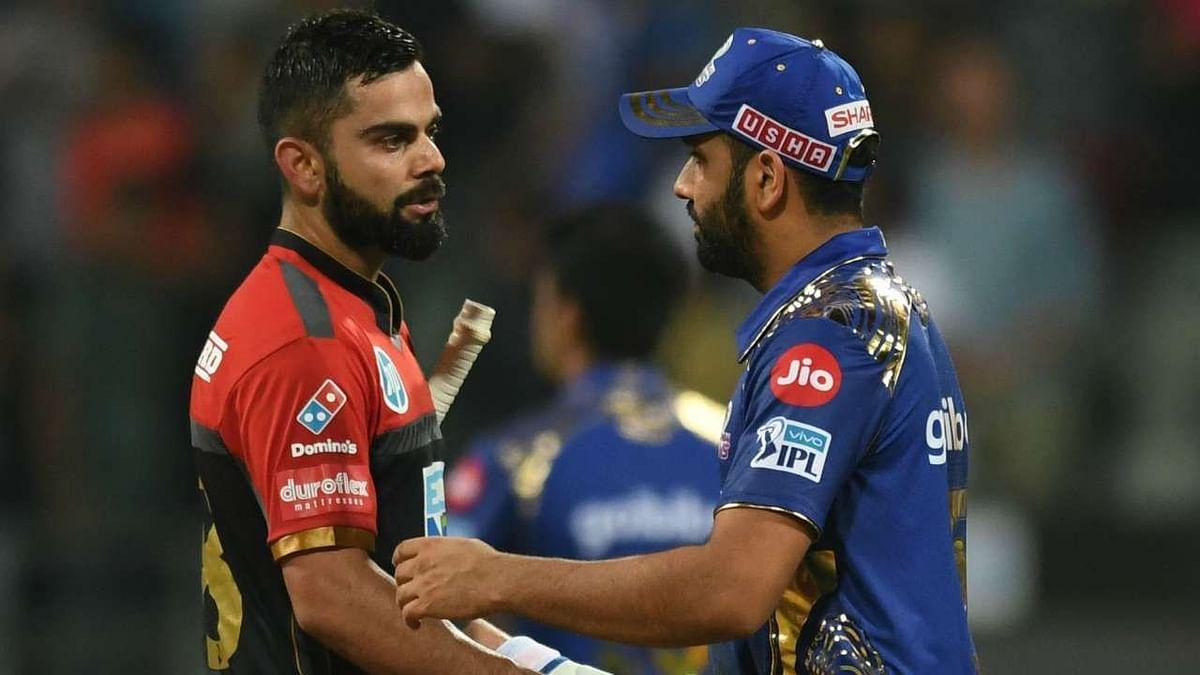 IPL-13: मुंबई इंडियंस और रॉयल चैलेंजर्स बैंगलोर की नजरें प्लेऑफ पर