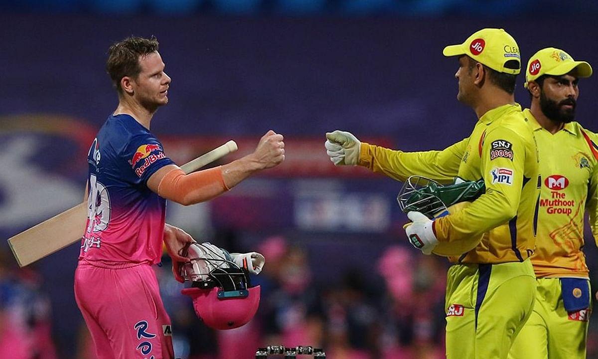 IPL-13: राजस्थान रॉयल्स ने चेन्नई सुपर किंग्स को 7 विकेट से हराया