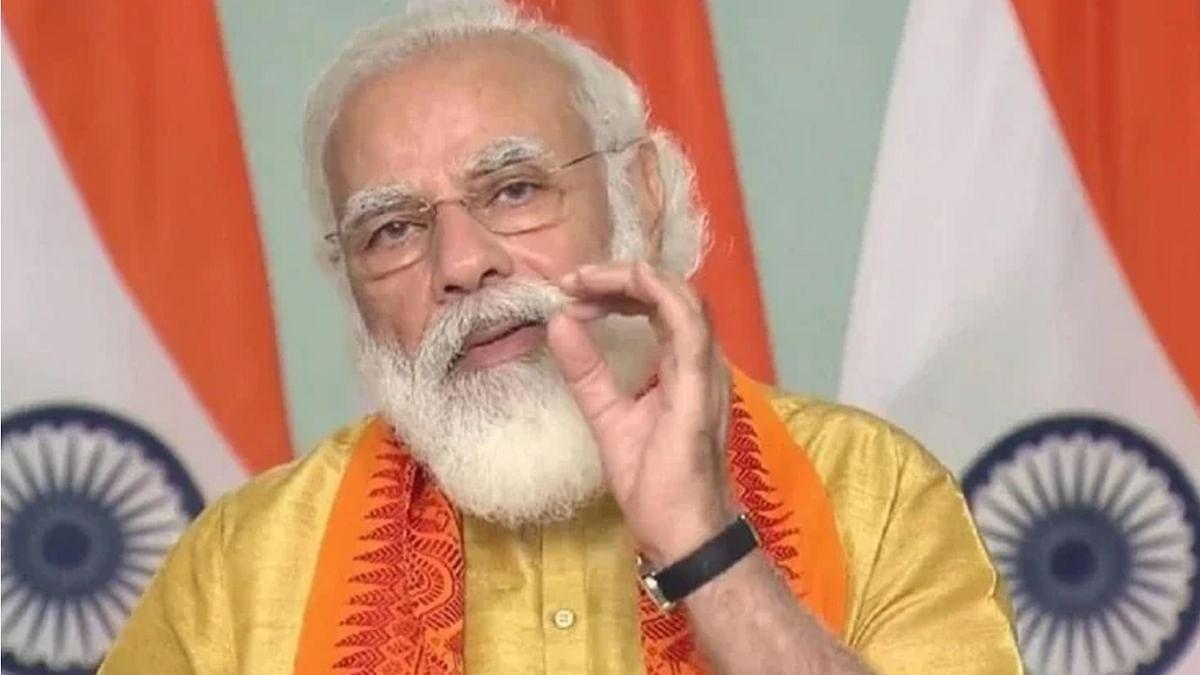 प्रधानमंत्री मोदी करेंगे 11 बजे 'मन की बात'  के जरिए देश को संबोधित