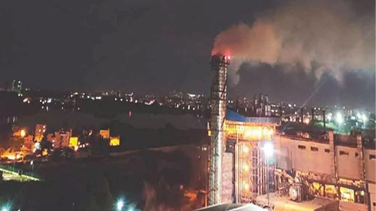 बेंगलुरु पावर प्लांट की आग में बुरी तरह झुलसे इंजीनियर की मौत