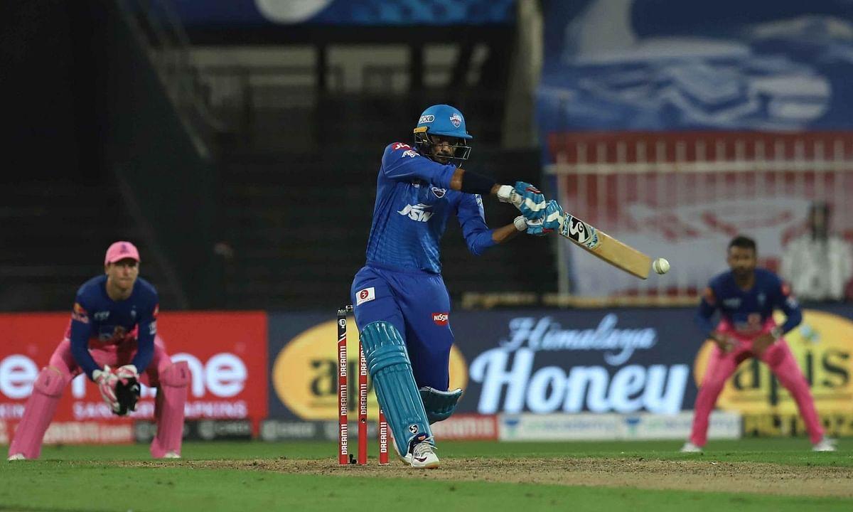 IPL-13: दिल्ली कैपिटल्स ने राजस्थान रॉयल्स को 46 रनों से हराया