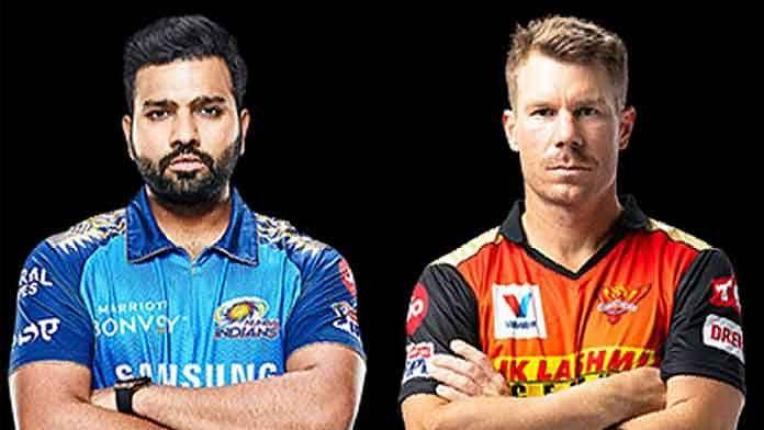 IPL-13 : आज सनराइजर्स हैदराबाद और मुंबई इंडियंस में होगी कड़ी टक्कर