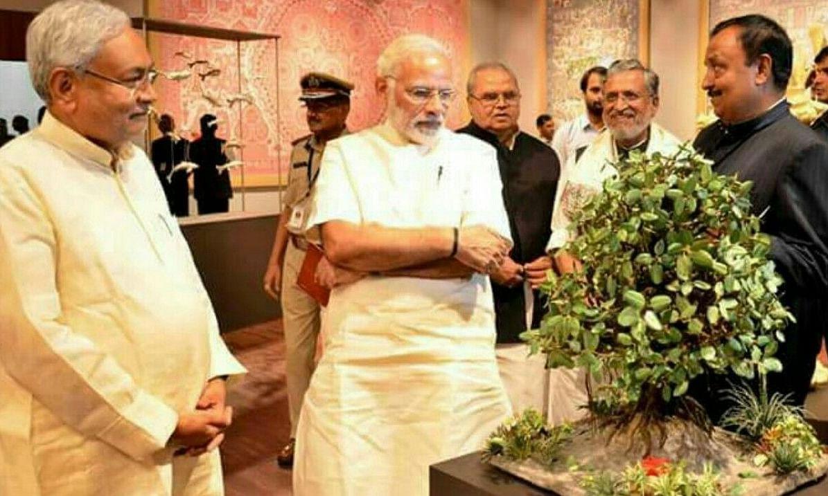 प्रधानमंत्री मोदी बिहार में 12 चुनावी रैली करेंगे, नीतीश भी रहेंगे साथ