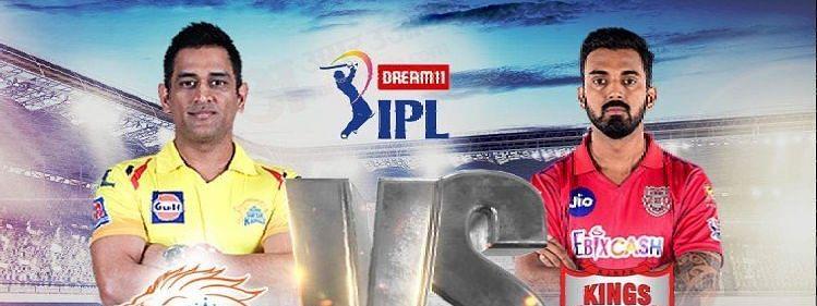 IPL-13 : जीत की पटरी पर लौटना चाहेगी चेन्नई सुपर किंग्स और किंग्स इलेवन पंजाब