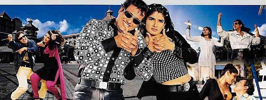 ..जब बिग बी और गोविंदा के साथ लंच साझा करती थी रवीना