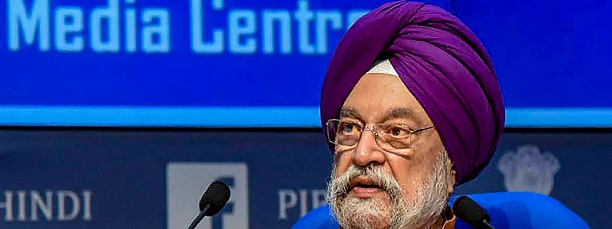एयर इंडिया बेहद चुनौतीपूर्ण वित्तीय स्थिति का सामना करना कर रहा है: हरदीप पुरी