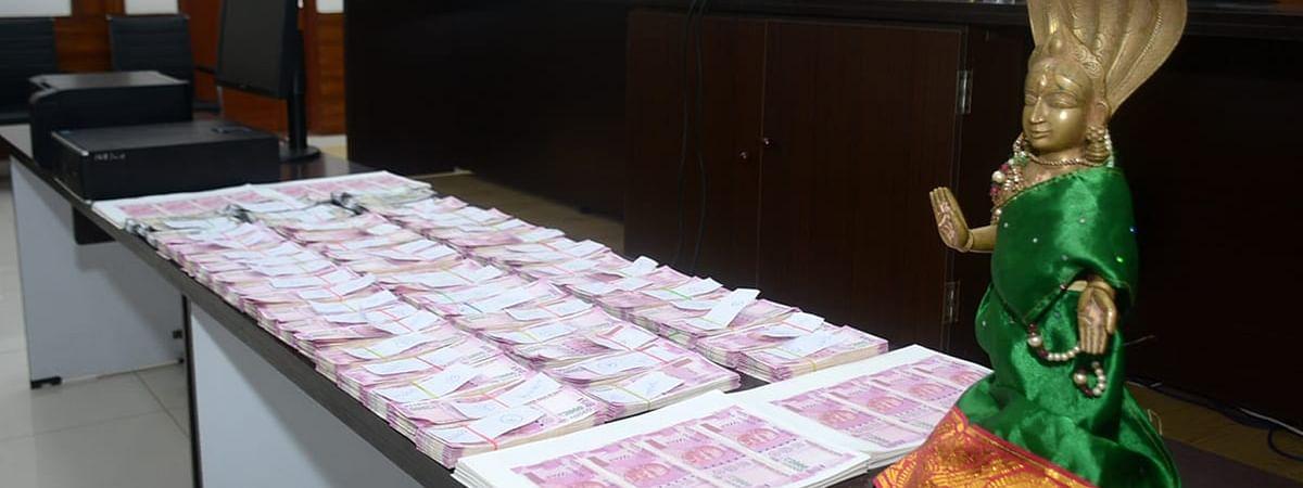 आंध्र प्रदेश में 89 लाख रुपये के जाली नोट जब्त, 5 गिरफ्तार, ऐसा किया जुगाड़...