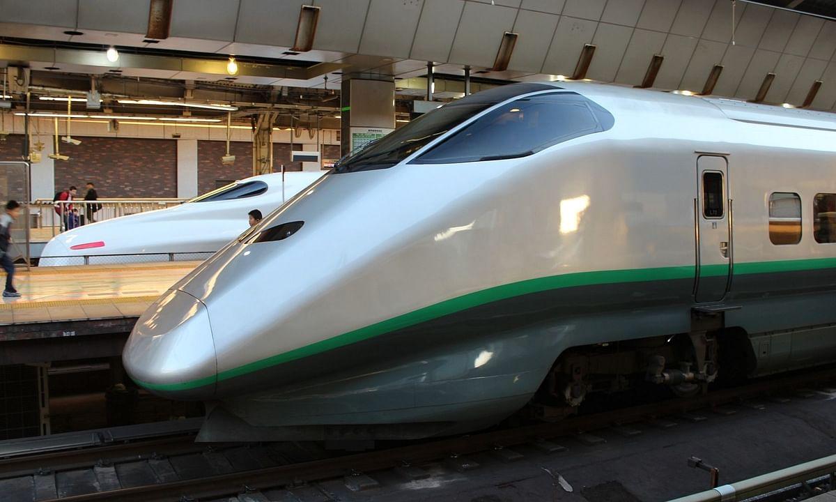 बुलेट ट्रेन परियोजना के अनुबंध की उम्मीद पर L&T के शेयरों में तेजी
