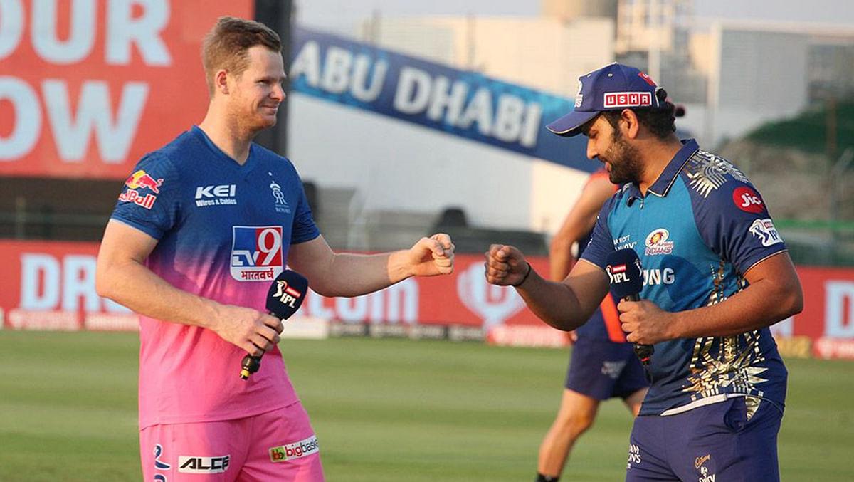 IPL-13: राजस्थान के सामने मुंबई को रोकने की चुनौती, मुकाबला 7 बजे से अबू धाबी में