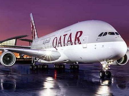 पाक ने कतर एयरवेज पर SOP का उल्लंघन करने के लिए लगाया जुर्माना