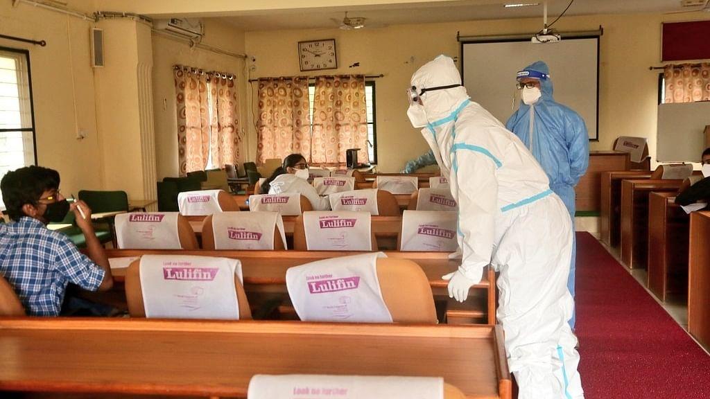 कोरोना के कारण वंचित रह गए छात्रों को दोबारा मिला NEET परीक्षा का मौका