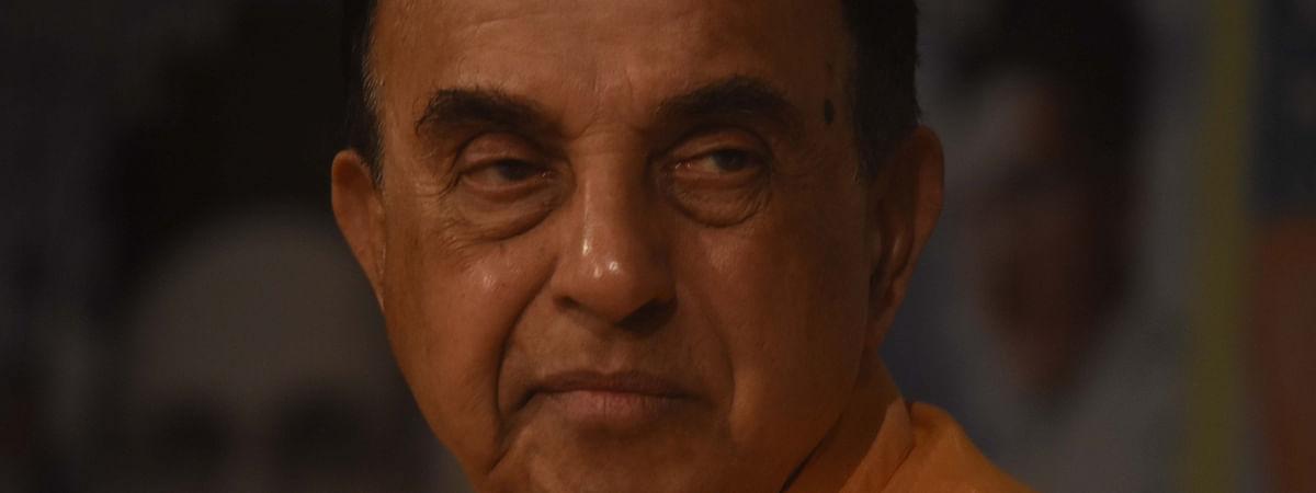 सुशांत मामले पर सुब्रमण्यम स्वामी ने की स्वास्थ्य सचिव से बात