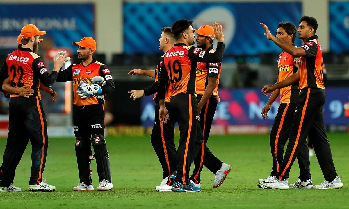 IPL-13: सनराइजर्स हैदराबाद ने दिल्ली कैपिटल्स को 88 रनों से हराया