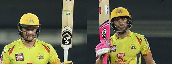 IPL-13: डु प्लेसिस के साथ बल्लेबाजी पर बोले वाटसन, हम एक-दूसरे का साथ देते हैं