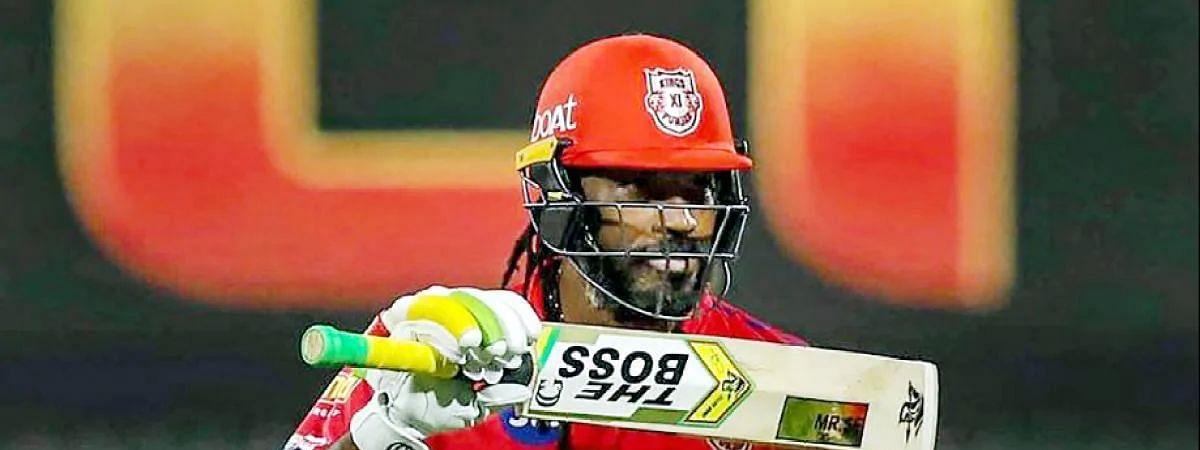 IPL13: मैच जीतने के बाद बोले क्रिस गेल, जब यूनिवर्स बॉस बल्लेबाजी कर रहा हो तो नर्वस कैसे हो सकता है