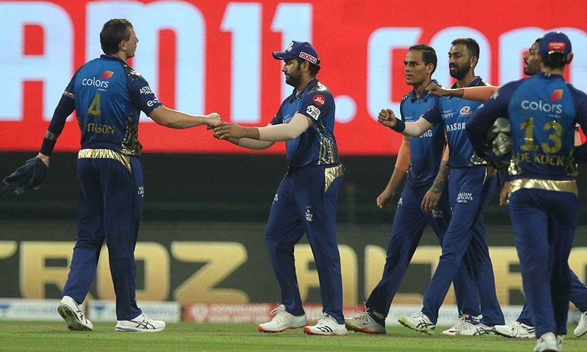 IPL-13: मुम्बई इंडियंस ने राजस्थान रॉयल्स को 57 रनों से हराया, सूर्यकुमार यादव ने खेली अर्धशतकीय पारी