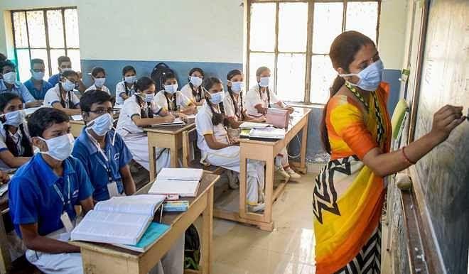 यूपी : आज से खुलेंगे कक्षा 9 से 12 तक के स्कूल,  प्राइवेट संस्थानों का कुछ ऐसा निर्णय