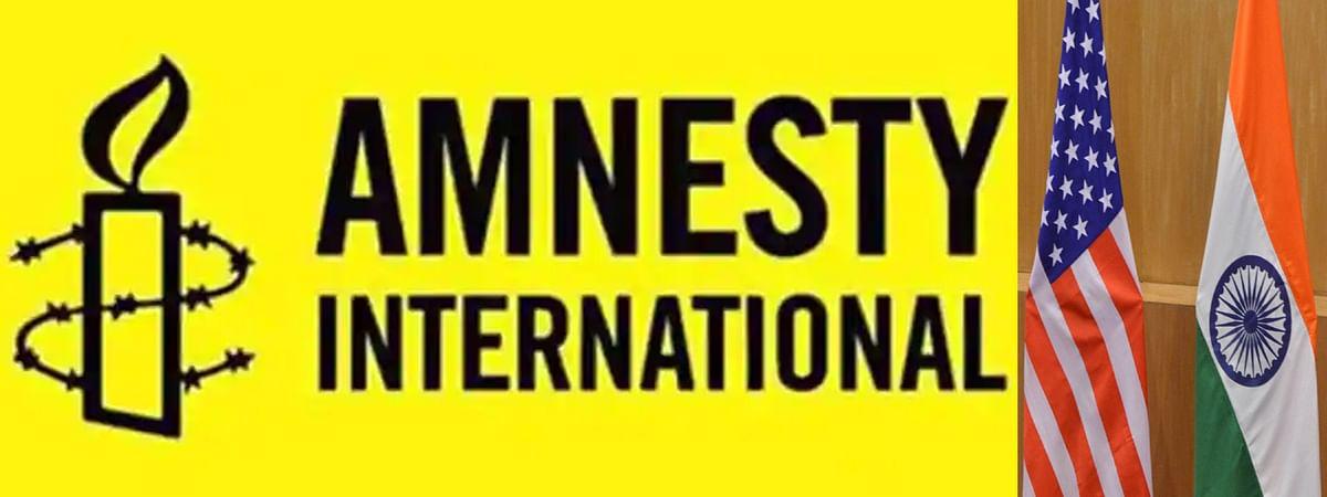 भारत में एमनेस्टी इंटरनेशनल के बंद होने पर अमेरिका की क्या है प्रतिक्रिया...