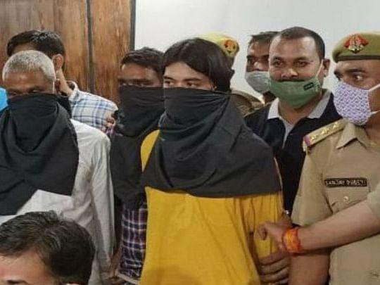 उत्तर प्रदेश: पुजारी ने जमीन हड़पने के लिए अपने ऊपर करवाया हमला, सात लोग गिरफ्तार