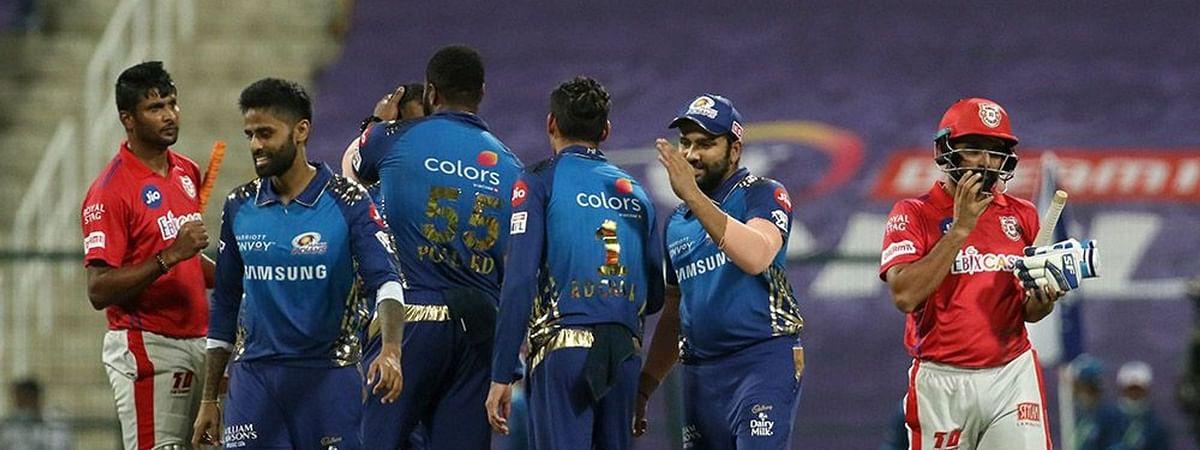 IPL-13: मुंबई इंडियंस ने किंग्स इलेवन पंजाब को 48 रनों से हराया