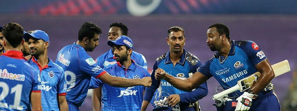 IPL-13: मुंबई इंडियंस ने दिल्ली कैपिटल्स को 5 विकेट से हराया, डी कॉक बने मैन ऑफ द मैच
