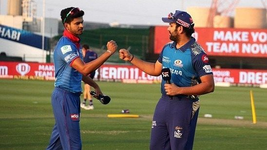 IPL-13: क्वालीफायर-1 में आज दिल्ली कैपिटल्स  का सामना मुंबई इंडियंस से, जीतने वाली टीम सीधे फाइनल में करेगी प्रवेश