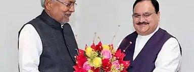 बिहार: NDA की अहम बैठक आज, राजनाथ सिंह और देवेंद्र फडणवीस भी होंगे शामिल