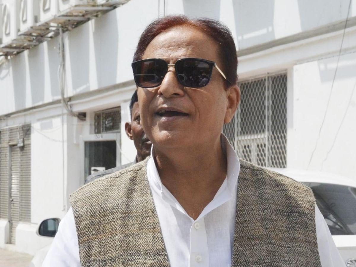 सपा नेता आजम खां को कोर्ट से झटका, जमानत अर्जी खारिज